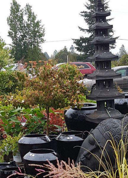 Pots & Pagoda