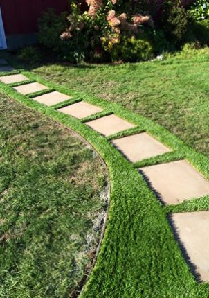 Synlawn Office Path