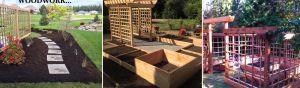 Trellises & Woodwork