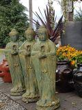 Praying Buddhas